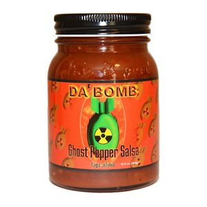 Salsa Ghost Pepper | Da Bomb