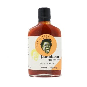 Jamaican style #114 | Pain is Good