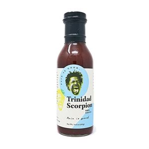 Trinidad Scorpion BBQ Sauce | Pain is Good 411g