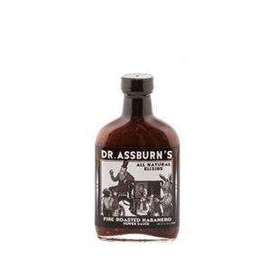 Fire Roasted Habanero - Dr. Assburn's 170ml