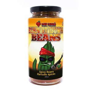 Spicy Beans - Mad Gringo 375 ml