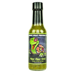 Hippy Dippy Green Sauce | Angry Goat