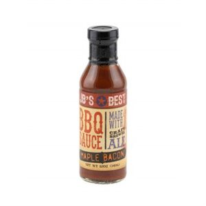 BBQ Maple bacon | JB's best 340g